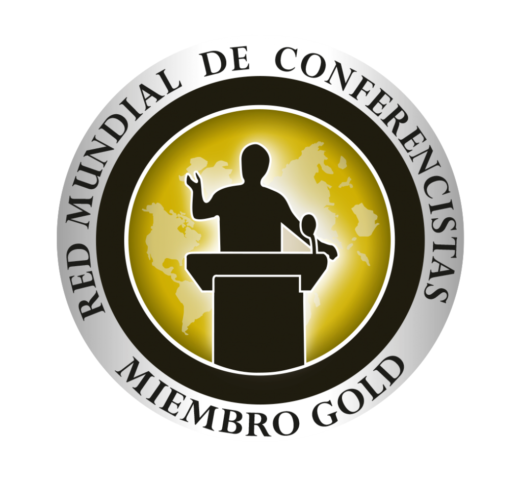Gold Red Mundial de Conferencistas