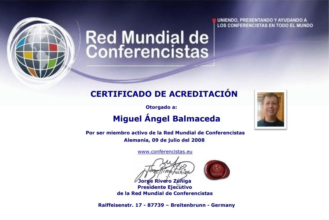 Miguel Angel Balmaceda
