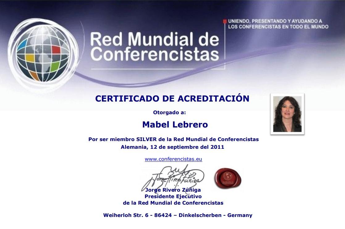Mabel Lebrero