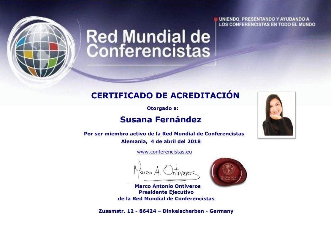 Susana Fernández