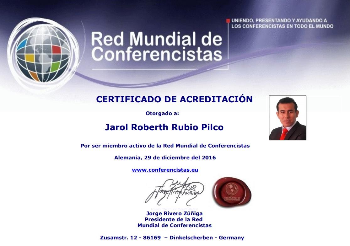 Jarol Rubio