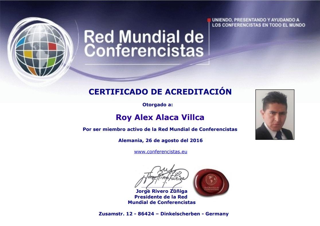 Roy Alaca