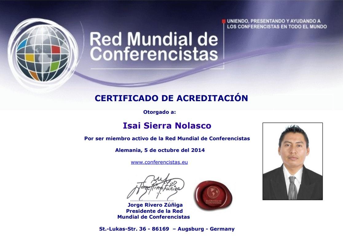 Isai Sierra Nolasco