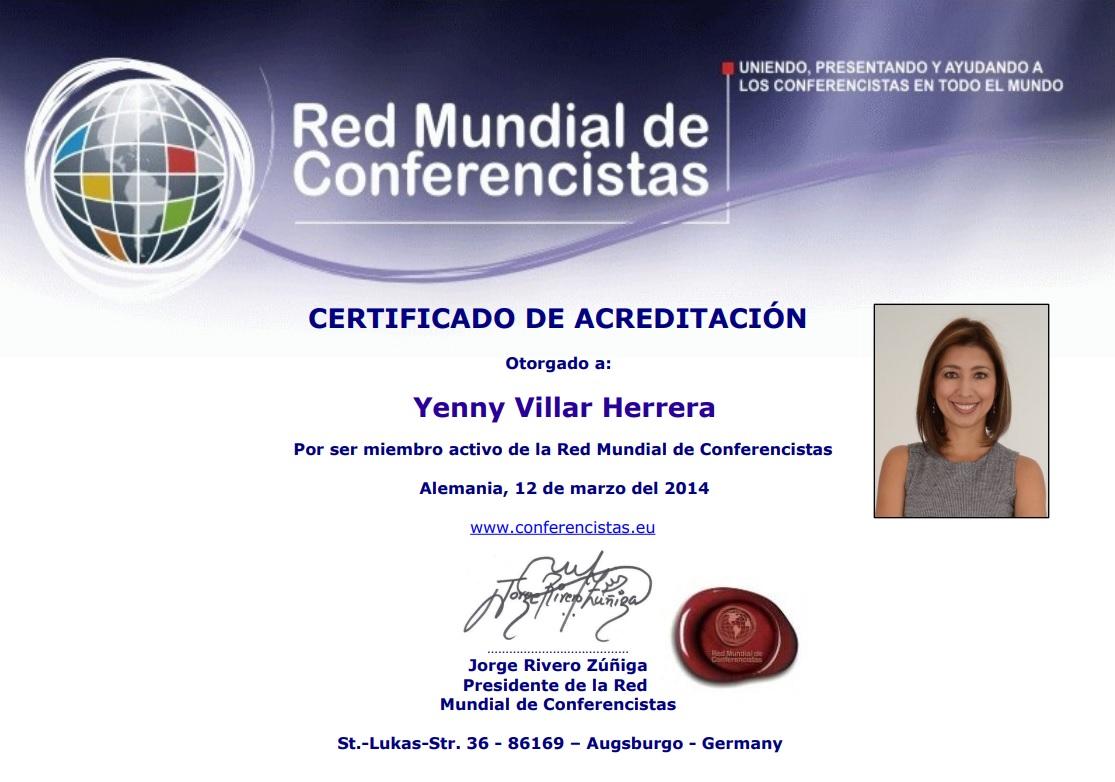 Yenny Villar Herrera