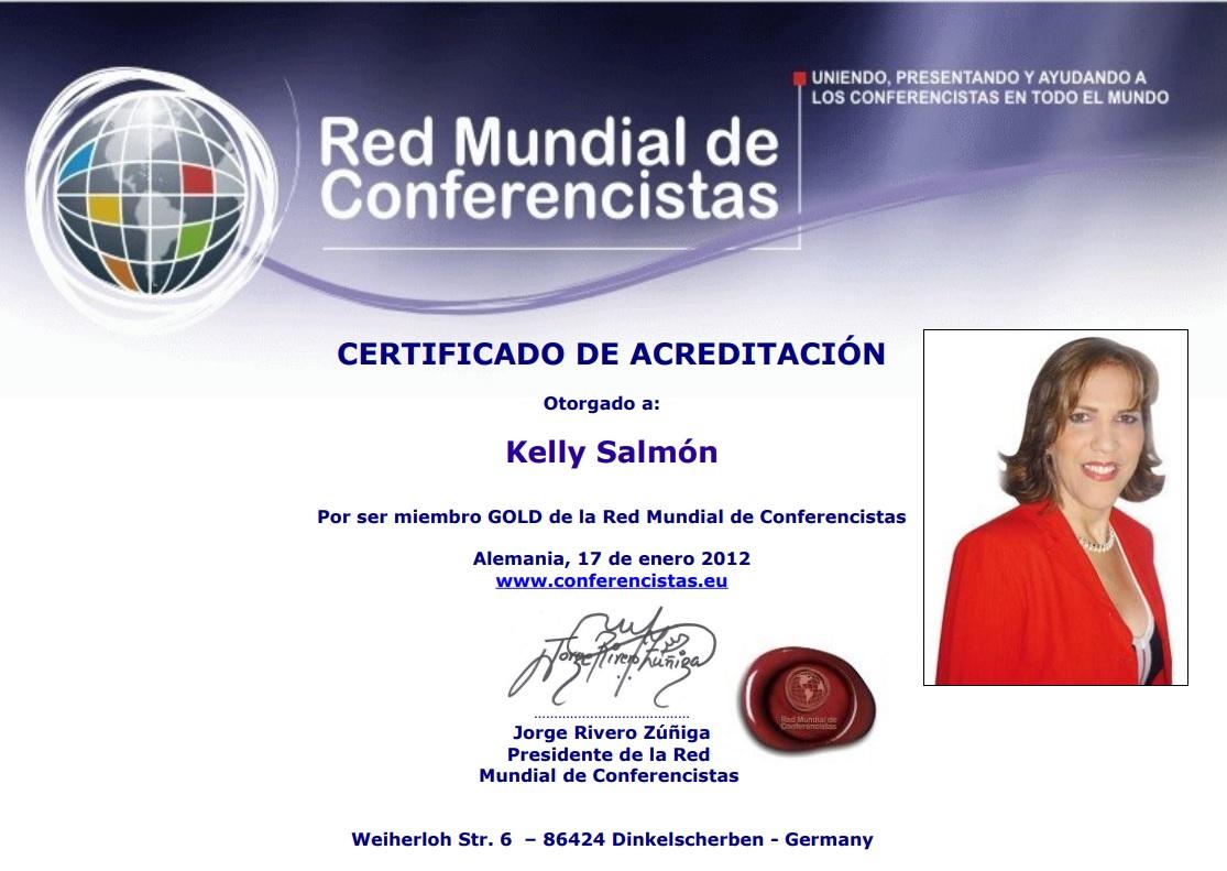 Kelly Salmón