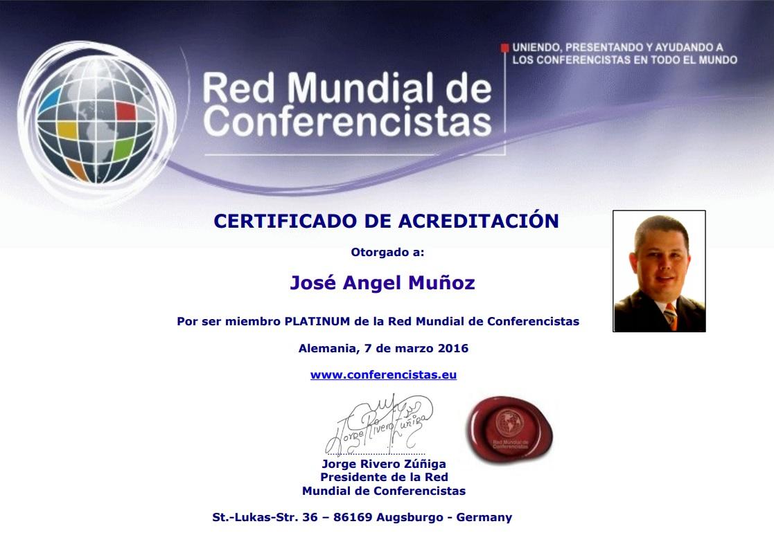 José Ángel Muñoz