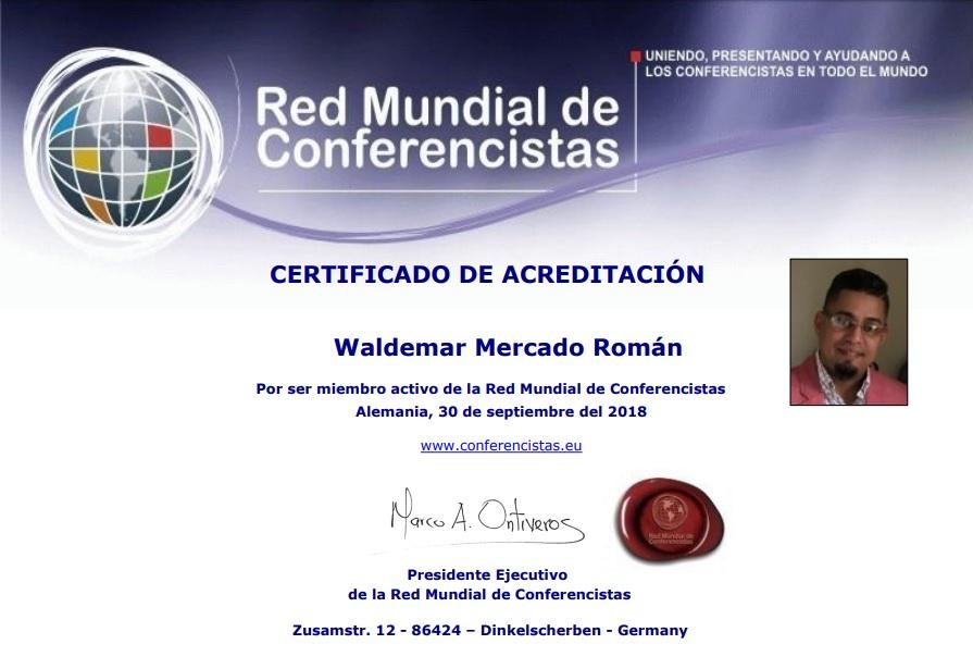 Waldemar Mercado